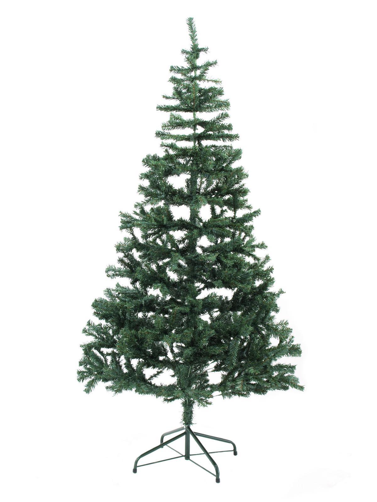 Alberi Di Natale Finti.Albero Di Natale Finto Artificiale 240cm Con Base